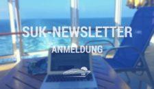 Kreuzfahrt-News und Angebote per Email – Bestätigung