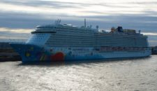 Mutter verpasst Norwegian Breakaway – Kinder an Bord
