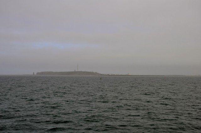 Reisebericht MSC Magnifica Nordland: Ungeplanter Seetag vor Helgoland