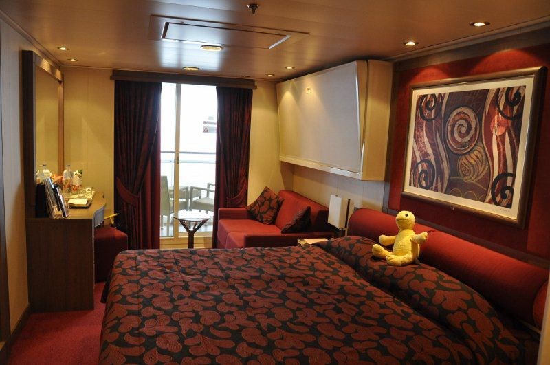 MSC Magnifica Balkonkabine 12150