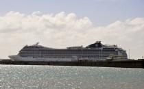 Reisebericht MSC Magnifica Nordland: Ausschiffung in Hamburg