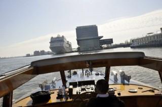 Reisebericht MSC Magnifica Nordland: Amsterdam