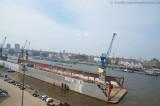 Independence of the Seas - Trockendock bei Blohm und Voss 21