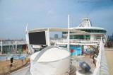 Independence of the Seas - Trockendock bei Blohm und Voss 28