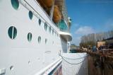 Independence of the Seas - Trockendock bei Blohm und Voss 3