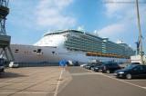 Independence of the Seas - Trockendock bei Blohm und Voss 42