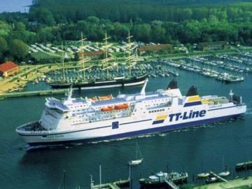 TT-Line Nils Dacke / © TT Line