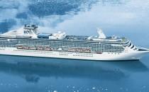 Crew-Mitglied stirbt nach Sturz mit Rettungsboot auf der Coral Princess