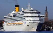 Costa Kreuzfahrten streicht Rotes Meer: Umroutung nach Ashdod und Haifa