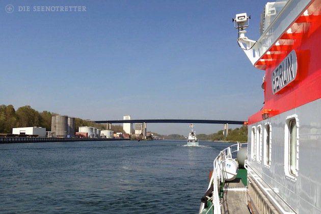 DGzRS Seenotretter Berlin / © DGzRS