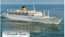 MS Funchal nach Schweden zu Latitude Travel verchartert