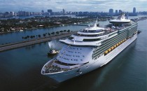 50 Millionster Gast an Bord von Royal Caribbean International