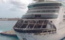 Grandeur of the Seas nach Feuer an Bord wieder im Dienst