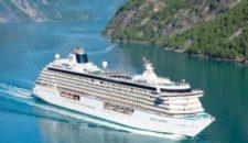 Drei Neubauten, Kreuzflüge und Flusskreuzfahrten bei Crystal Cruises