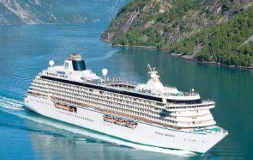 All Inclusive Kreuzfahrten mit Crystal Cruises (Crystal Serenity)