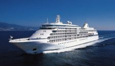 Kostenloses Wlan auf allen Silversea Kreuzfahrtschiffen