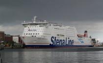 Stena Line streicht 9 von 12 Fährverbindungen wegen Sturm