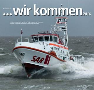 Kalender 2014 der Seenotretter - Bildquelle: DGzRS