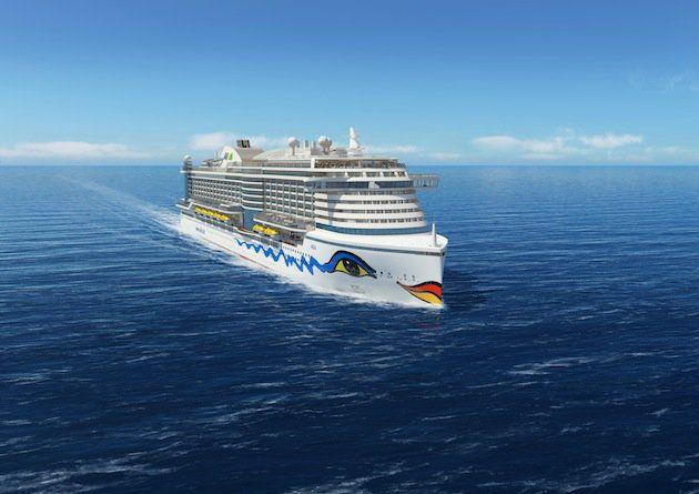 AIDA neue Generation aus Japan / © AIDA Cruises