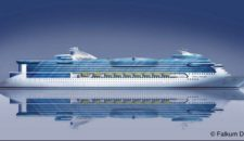 Color Line Kreuzfahrtschiff? Projekt STELLA POLARIS (Bilder)