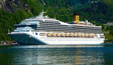 Costa Crociere schickt Costa Fortuna 2014/2015 nach Südamerika