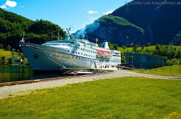 Ocean Majesty Reisebericht Norwegische Fjorde Fl