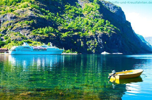 Flam in Norwegen - Ocean Majesty