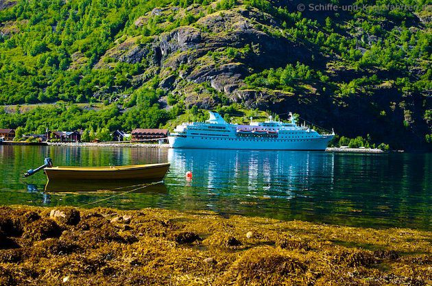 Flam in Norwegen - Ocean Majesty