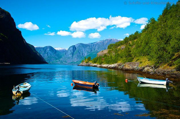 Ocean Majesty Reisebericht Norwegische Fjorde Flam