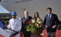 Costa Präsident Gianni Onorato geht zu MSC Kreuzfahrten