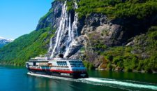 Kostenloses Internet an Bord der Hurtigruten Schiffe
