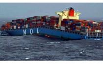 Mol Comfort im indischen Ozean in der Mitte gebrochen (Update)