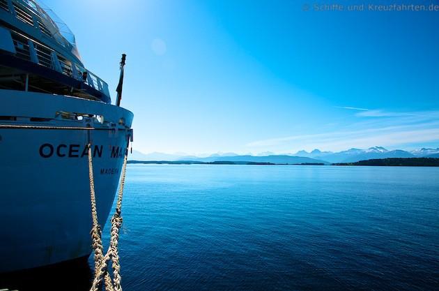 Ocean Majesty in Molde