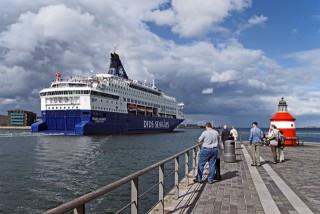 Pearl Seaways in Kopenhagen - Bildquelle: DFDS