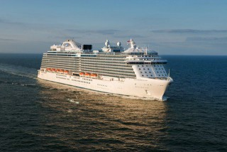 Royal Princess auf See - Bildquelle: Princess Cruises