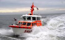 Seenotretter bestellen Seenotrettungsboot in Rostock bei Tamsen