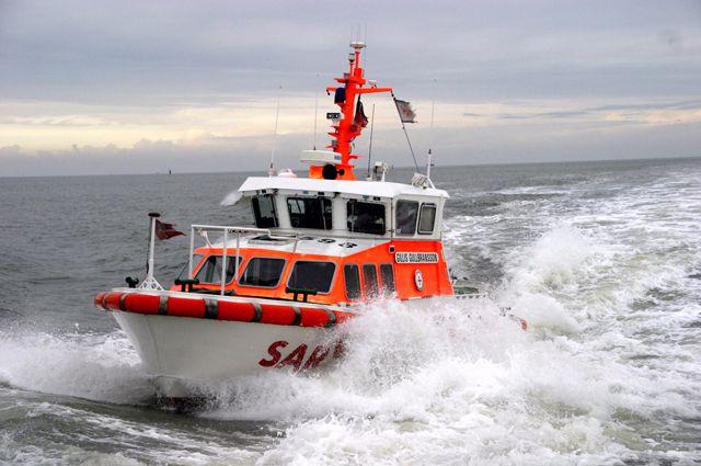 Seenotrettungsboot GILLIS GULLBRANSSON/Station Brunsbüttel - Bildquelle: DGzRS