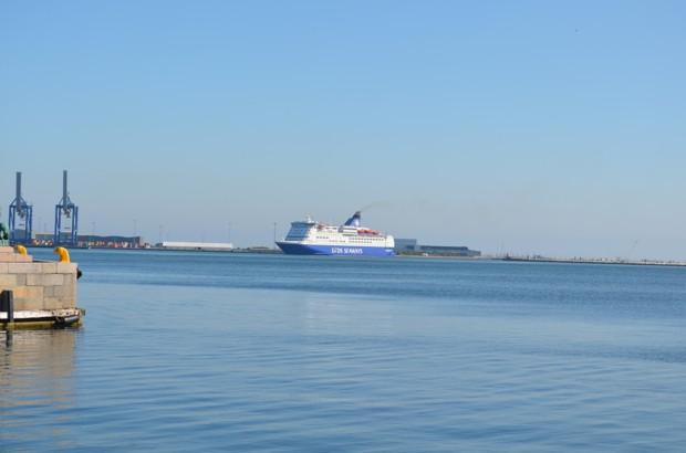 Crown Seaways aus Oslo - Bildquelle: Schiffe und Kreuzfahrten.de/Marcel Brech