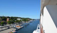 Reisebericht MSC Poesia Ostsee/Nordland: Anreise und Abfahrt Kiel