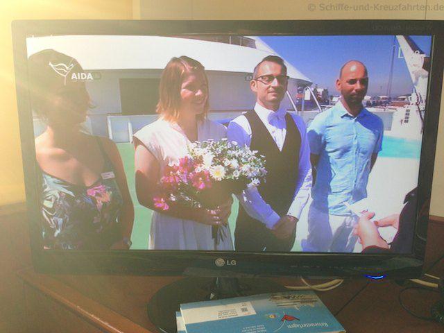 AIDA-TV Hochzeit