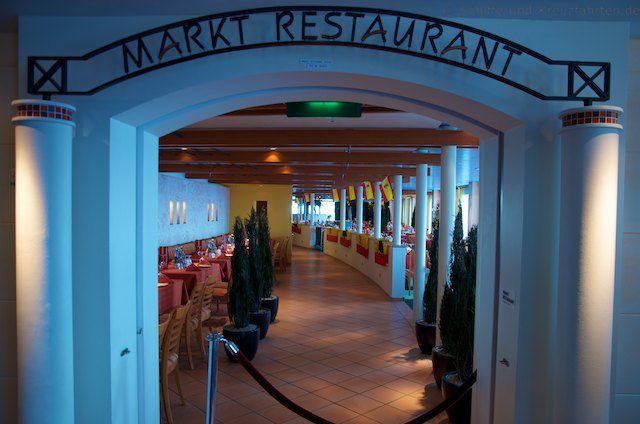 AIDAvita Marktrestaurant