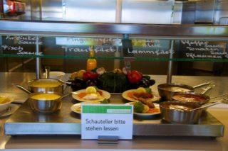 Buffet Anckelmannsplatz Mein Schiff 2