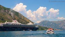 Singapur wird Basishafen der Mein Schiff 1 in Asien