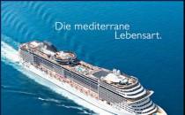MSC Kreuzfahrten präsentieren neuen Katalog für Winter 2013/14 und Sommer 2014