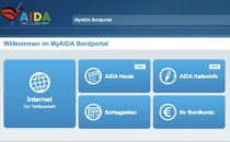 myAIDA Bordportal: Internet, News, Infos und Bordkonto
