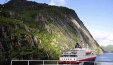 MS Trollfjord: Infos, Webcam, Position und Livebilder