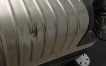 Rimowa-Koffer mit Loch: Danke TUIfly für den Service (Update)