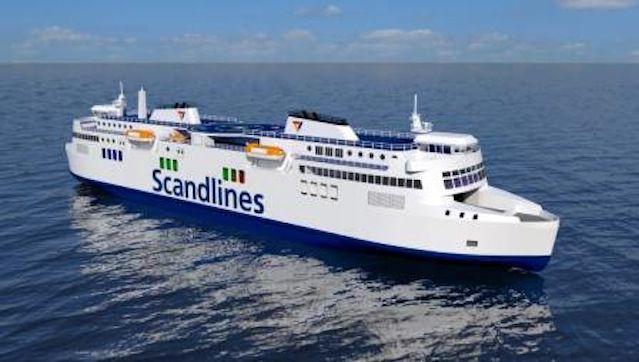 Neue Scandlines Fähren / © STX Finnland