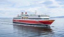 MS Stavangerfjord darf nur ohne Passagiere in Norwegen betankt werden