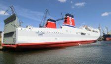 Stena Alegra nimmt Betrieb zwischen Karlskrona und Gdynia auf
